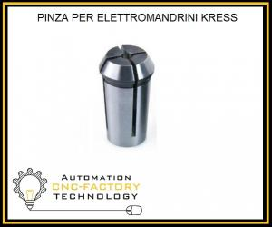 PINZA KRESS 401E DIAMETRO 6mm