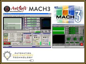 MACH3 SOFTWARE CNC